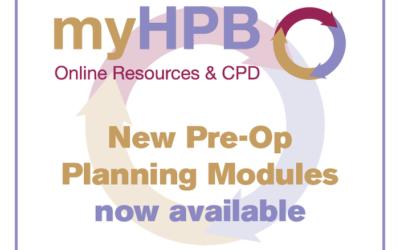 Módulos planificación pre-procedimiento en myHPB