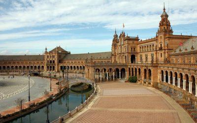 Sevilla – Sede elegida como candidatura española